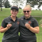 Girls Golf Team Earns Conference Honors