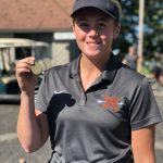 Taylor Gross Top Individual at Chippewa Hills Golf Tournament
