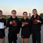 Boys Varsity Cross Country finishes 3rd place at MMAC Jam 3