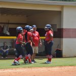 Varsity Softball Records a Shutout in Win Over Ace Academy-8/4/18