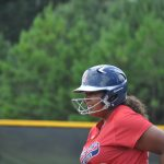 Lady Red Devils Softball at Howard 8/4/2018