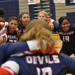 Girls Varsity Volleyball blanks Salem 2 – 0