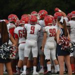 Boys Varsity Football beats Strong Rock Christian 49 – 7
