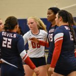 Lady Devils Volleyball Rolls In Barnesville
