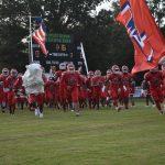 Varsity Football vs. Howard-9/14/18