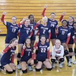 Lady Devils Sweep First Area Play-Date