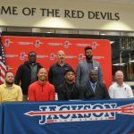 National Signing Day-Jackson High School-2/6/2019
