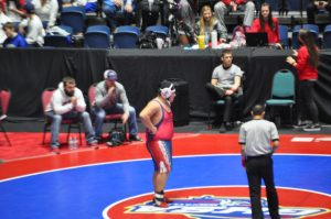State Wrestling 2019-Alejandro Lopez