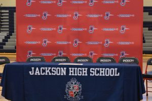 Jackson High School-Academic Signing Day 2019