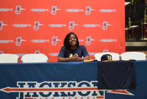 Ateria McDowell Signs to Play Basketball at Southern Union College