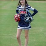 Football Cheerleaders 2019-Photos by Mr. Eddie Mayfield