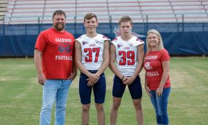 Seniors with Family 2019-Photos by Mr. Eddie Mayfield