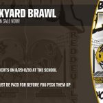 Backyard Brawl August 30th!