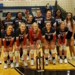 Volleyball Red Devils are the 2019 Area 2-AAA Champions
