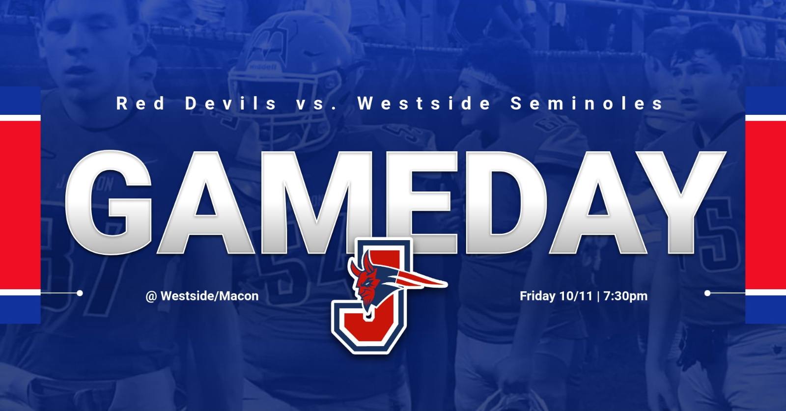 Football Game Day Friday October 11