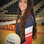 Eidson Named Area 2-AAA Volleyball Player of the Year