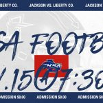 Red Devils Host Liberty County-1st Round GHSA Football Playoffs 2019