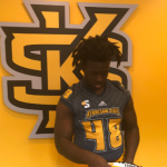 Tyler Scott signs with Kennesaw State University