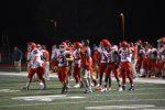 Red Devils Varsity Football @ Ola High School - 9/4/20