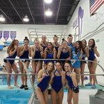 Mustang's  win the Trojan Team Challenge