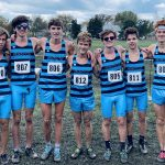 Boys Cross Country qualifies for State!