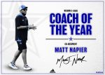 COACH NAPIER – REGION 2AAAA – COACH OF THE YEAR