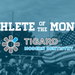 Don't Forget to Vote for the Tigard Modern Dentistry February Athlete of the Month