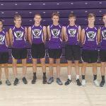 2019 Boys Cross Country Team