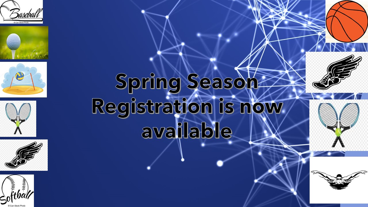 Athletic Registration (2020-21)
