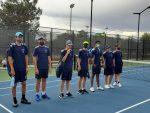 Boys Varsity Tennis beats Basis Phoenix 5 – 0