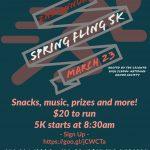 LHS Spring Fling 5K