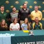 Fox Signs with Lake Sumter State