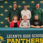 Allensworth Signs with Barton College