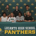 Smith Signs with Pine Manor