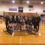 Volleyball Hosts Fivay 10/23