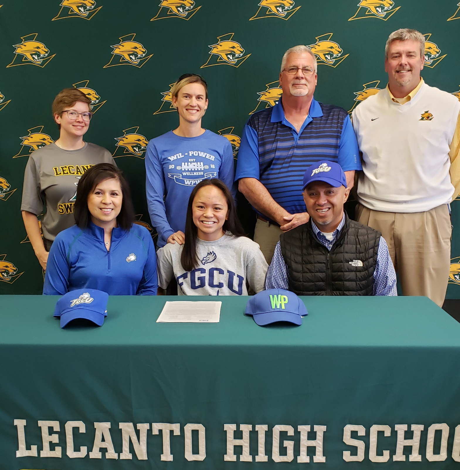 Macaisa Signs NLI with FGCU