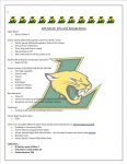 Senior Events and Information