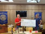 Thank You Homosassa Springs Rotary Club