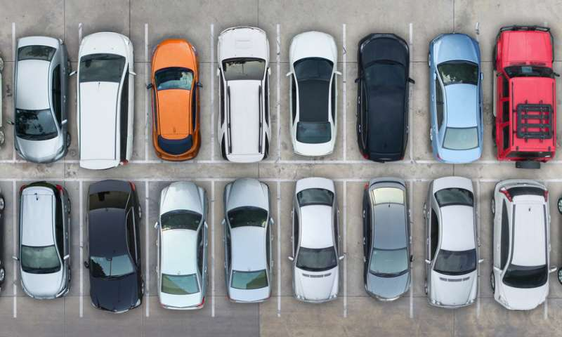 2020-21 Parking Permits