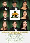 LHS Golden Citrus Scholar Selections