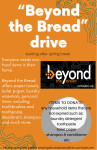 IB Sponsors Beyond the Bread Drive