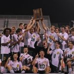 2018 Boys Soccer Sectional Champions!