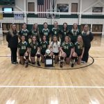 2018 Volleyball Conference Champions!