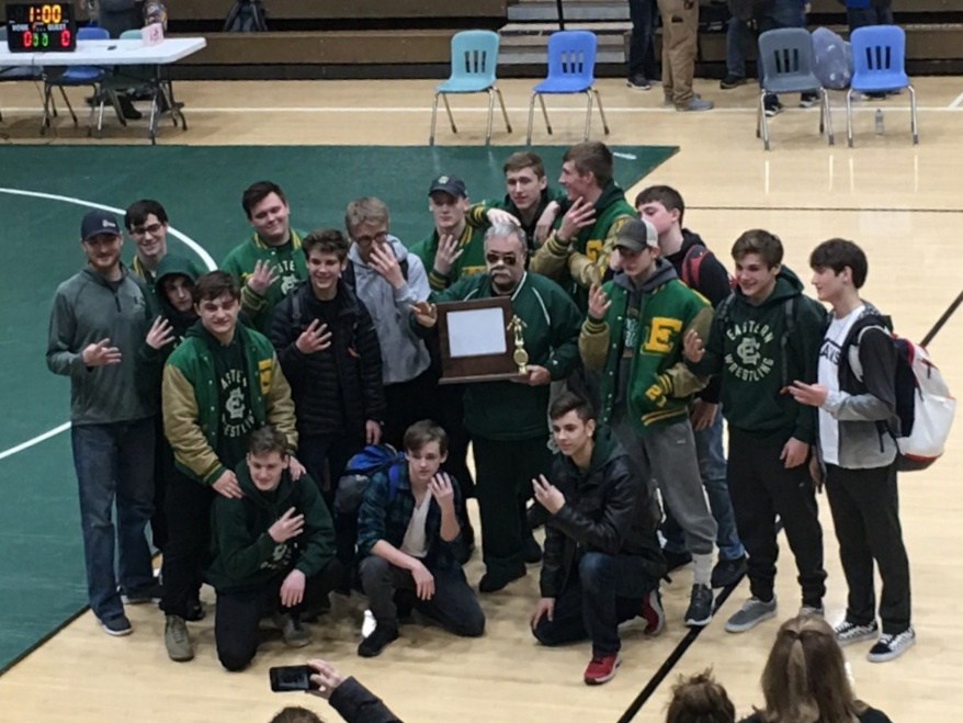2019 Wrestling Conference Champions!