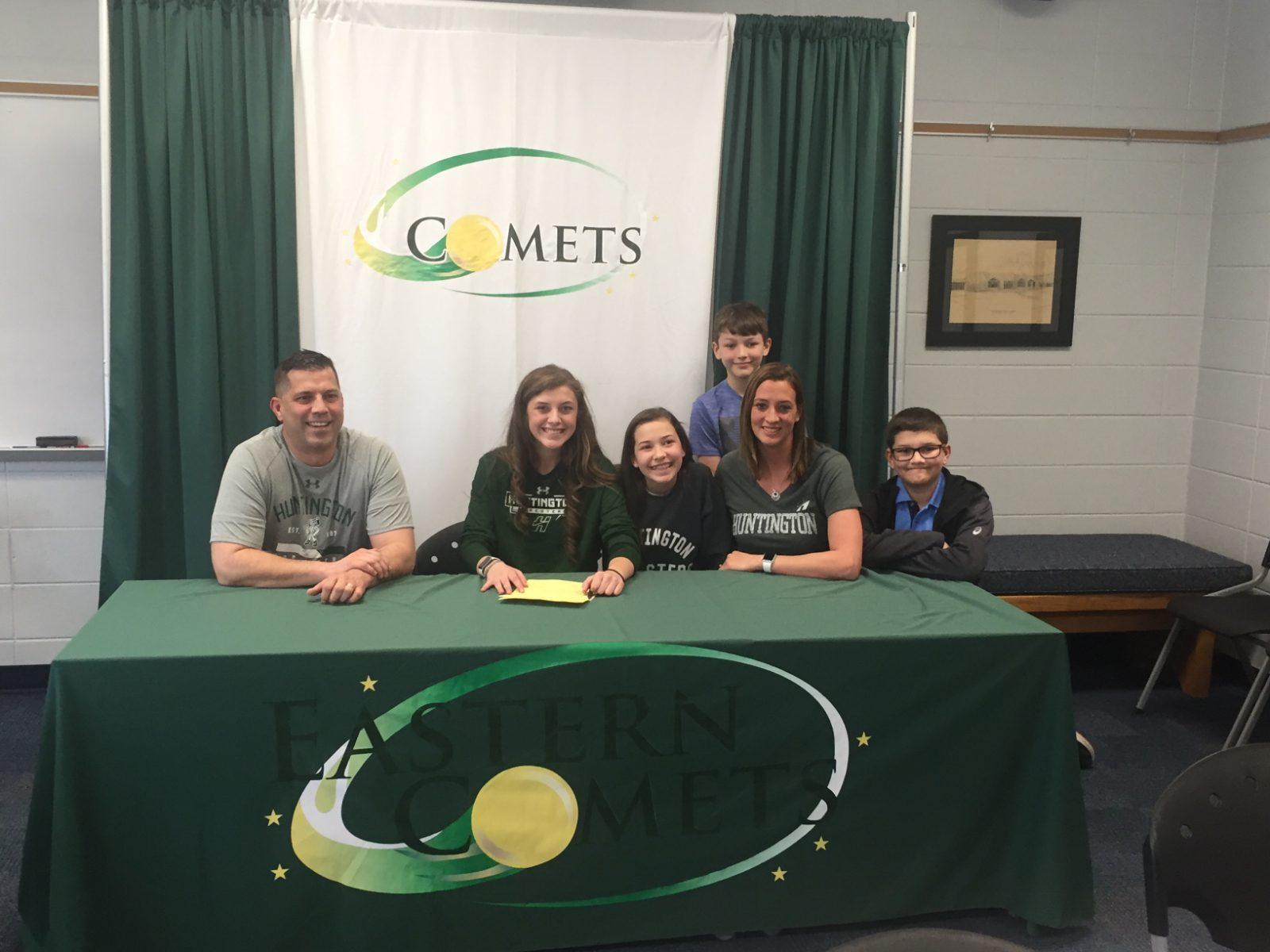 Mallorie Williams Signs with Huntington University Women's Soccer Program