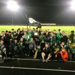 Boys Varsity Track Defends Conference Title!