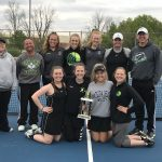 Comets win the Lapel Invite with 4-1 over New Castle!