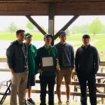 2019 Boys Golf Conference Champions!