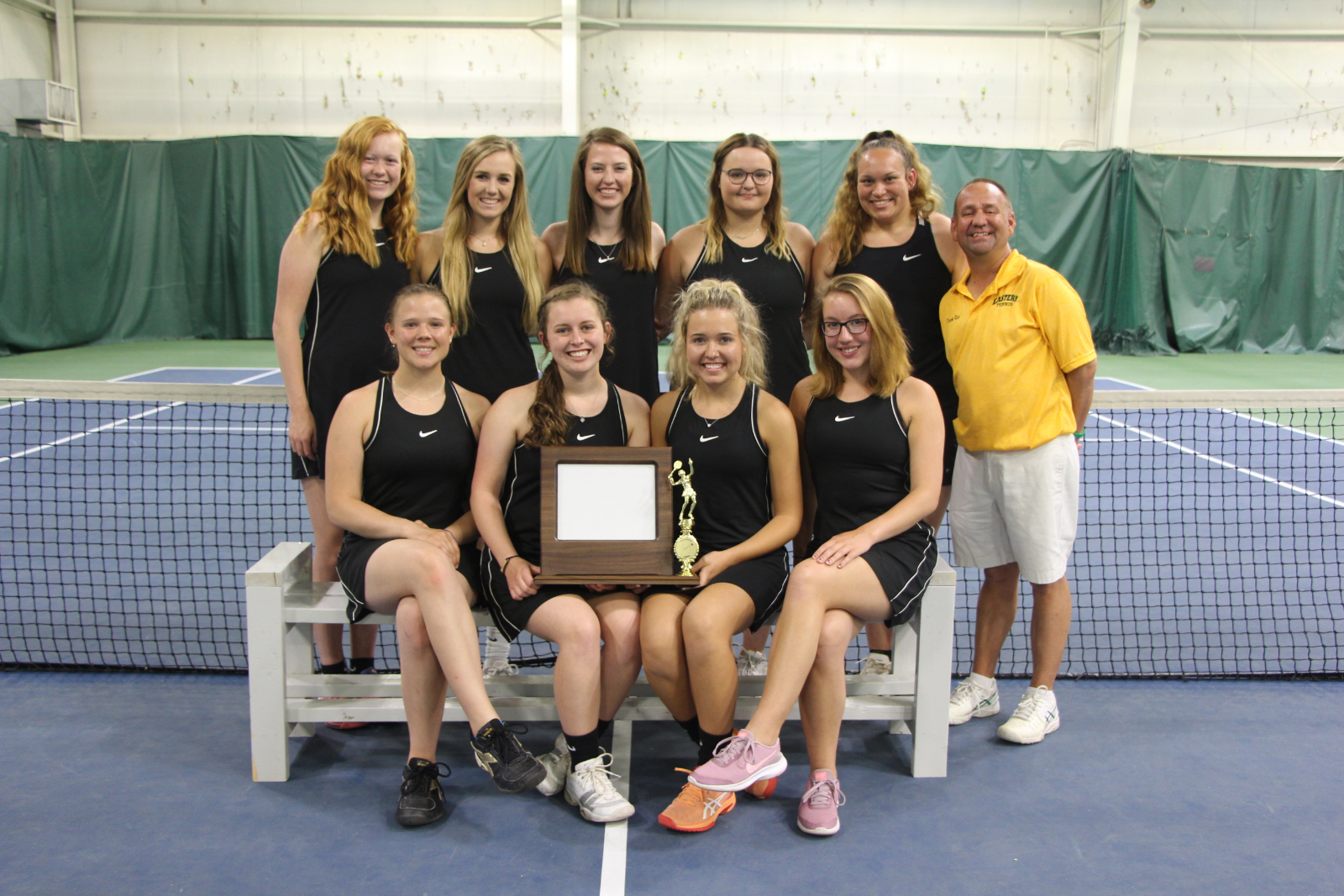 2019 Girls Tennis Conference Champions!