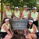Eastern Girls Golf takes 9th at Kokomo Invite